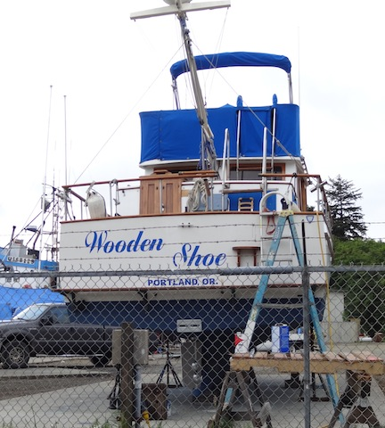 an unusual name for a boat