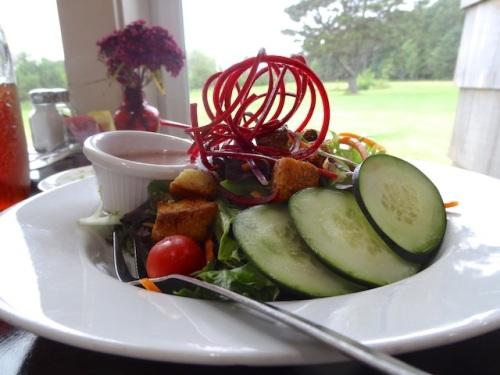 artful dinner salad