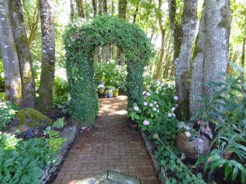 woodland arch