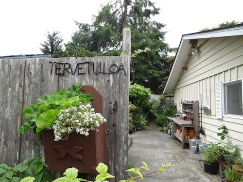 "Tervetuloa means ""Welcome"" in Finnish."