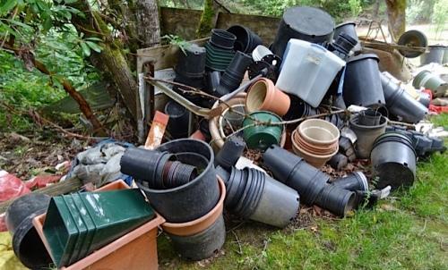 pots galore (Allan's photo)
