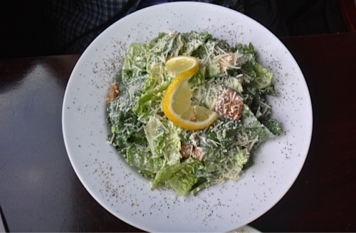caesar salad (Allan's photo)