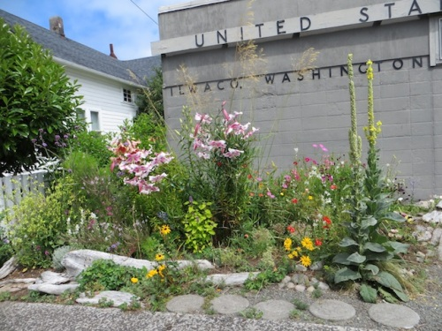 post office garden