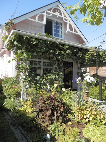 Debby's adorable house