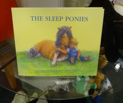 I think I need this book for an insomnia cure.