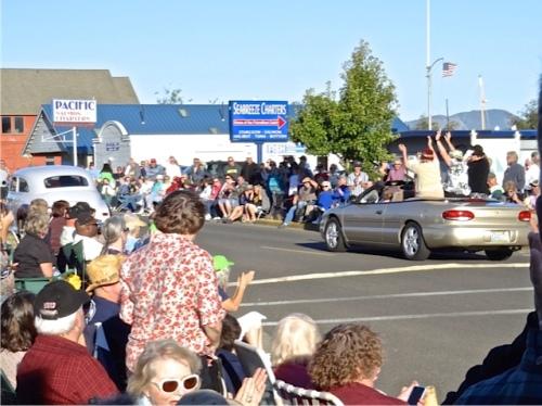 Church Ladies win a heat! (Allan's photo)