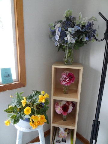 more garden club bouquets