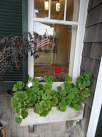 front porch windowbox