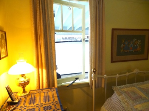 old fashioned windows