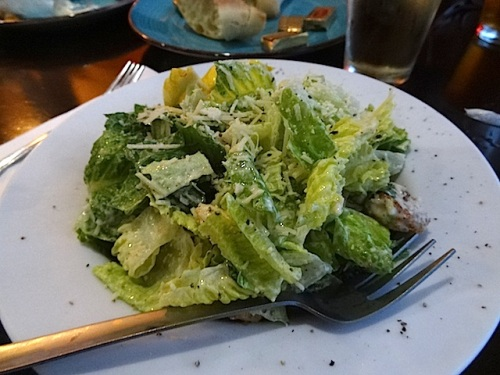 refreshing caesar salad