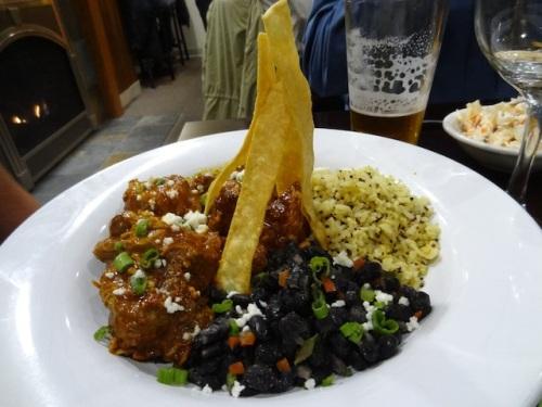 Mayan pork conchinita