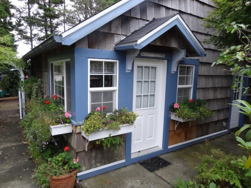 the wee guest house