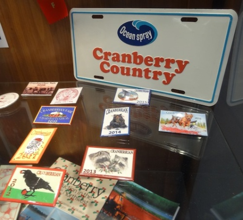 pins from previous Cranberrian Fairs