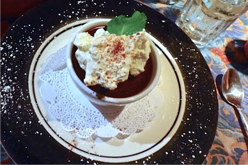 chocolate espresso pot de creme