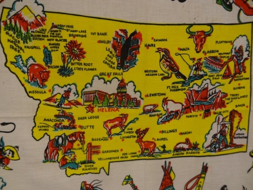 Carol's home state