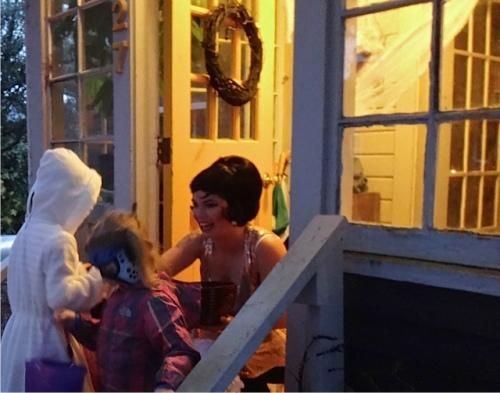 Maddy (Pink Poppy Bakery) next door