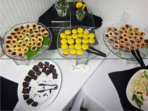 desserts (Allan's photo)