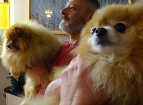 Rudy, Scott, Bailey