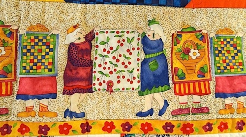 17 March: Peninsula Quilt Guild show | Tangly Cottage Gardening ... : quilt guild - Adamdwight.com